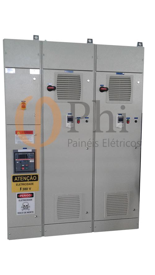 CCM para controle de processos sucroalcooleiros - Usina Unialco