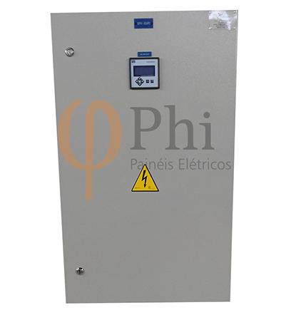 Quadros de distribuição de energia - ADR Eixos