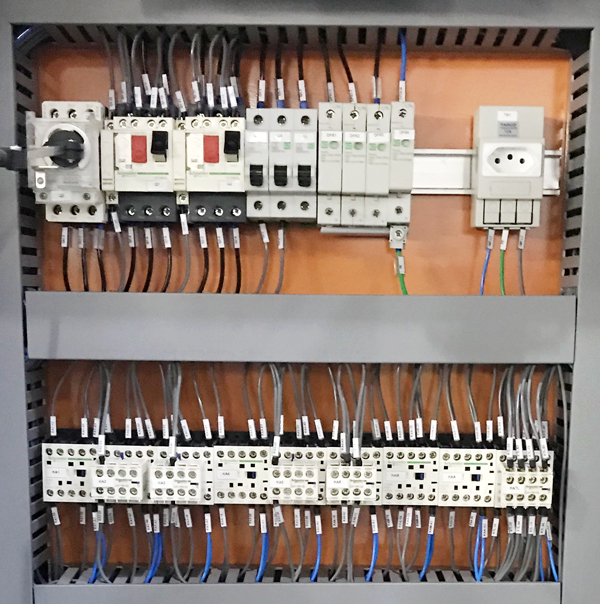 Retrofit em painéis elétricos