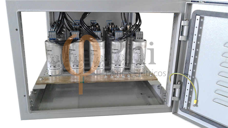 QGBT - Painel elétrico - CCM  - UNIMED Campinas